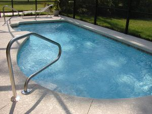 in-ground pool leak detection