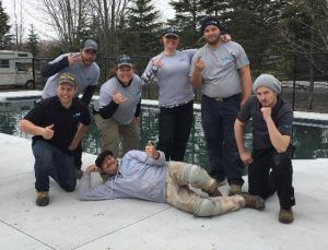Meet the HB Pools team. Your local Ottawa swimming pool experts for install, repair and renovation.