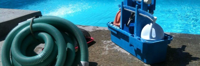 Pool opening is just the start of summertime pool maintenance.