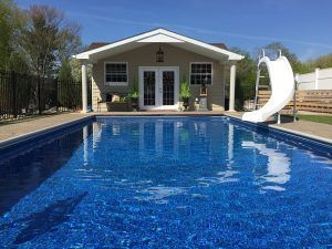 Know when to repair your inground pool liner