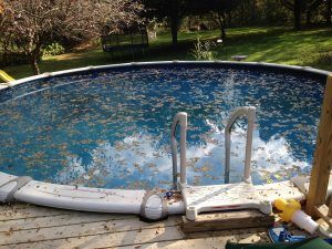Fall is a great time for these common and popular pool renovations.