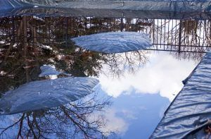 Pool repair during the winter, especially if your cover is damaged, is a must to protect your investment and ensure you can enjoy your pool for years to come.